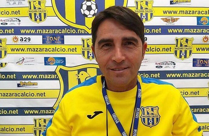 Mazara calcio, riconfermato l'allenatore Dino Marino