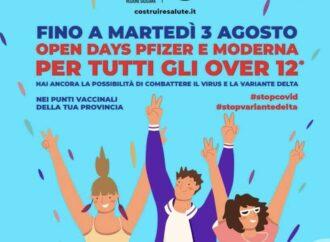 """Vaccini, in Sicilia fino al 3 agosto proseguono gli """"Open Days"""""""