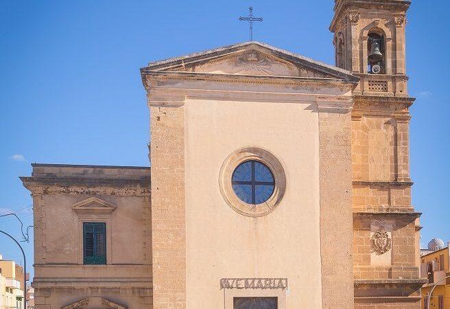Mazara del Vallo, dal governo Musumeci quasi 800 mila euro per la Chiesa Maria Ss. del Paradiso