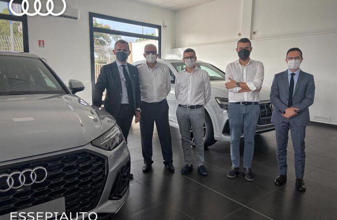 """Mazara, Essepiauto si è laureata vice campione italiano alla """"Audi Twin Cup"""""""
