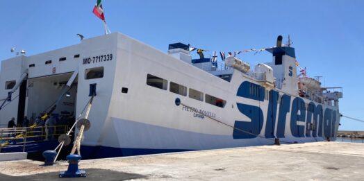 VIDEO – Tratta Mazara-Pantelleria, il sindaco Campo la pensa così