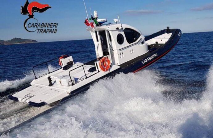 Favignana, turisti in balia delle correnti marine salvati dai carabinieri