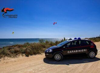 Sosta non autorizzata al rientro da un permesso premio,  i carabinieri di Campobello arrestano un 30enne catanese