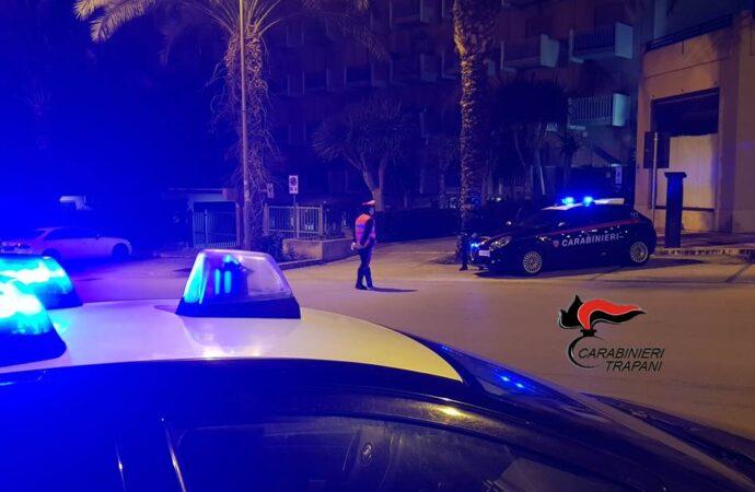 Controlli dei carabinieri, 2 denunciati a Trapani