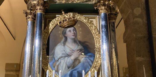 VIDEO – Mazara, festeggiamenti Madonna del Paradiso. L'Effige stasera in ospedale