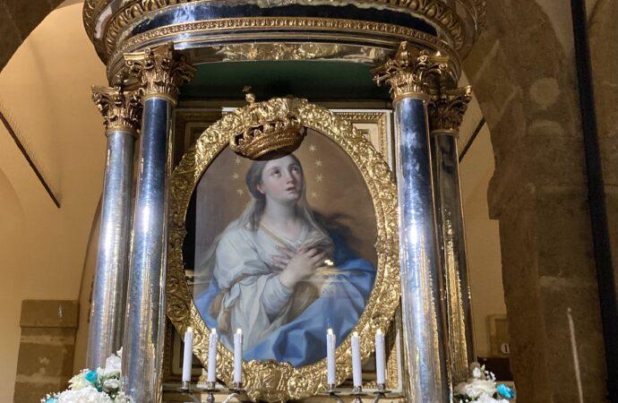 Mazara, al via i festeggiamenti per la Madonna del Paradiso