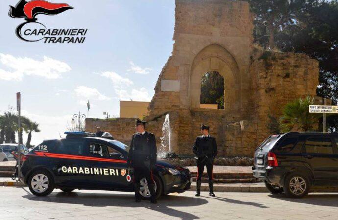 Mazara, un 49enne arrestato dai carabinieri