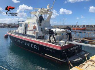 Controlli sulla filiera ittica a Pantelleria, multe e sequestri