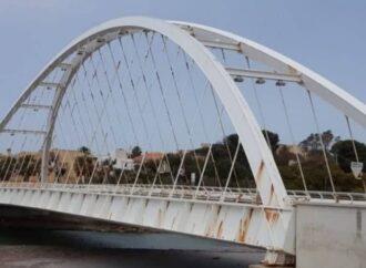 Mazara, dal 2 al 4 agosto sospensione temporanea del transito dalle ore 9 alle ore 17 nel ponte sul fiume Arena
