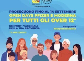 """Vaccini antiCovid, gli """"open days"""" in Sicilia proseguono fino al 14 settembre"""