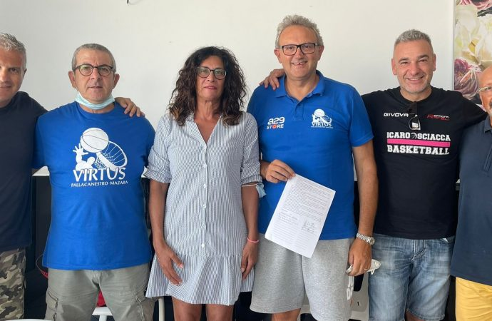 Basket: Mazara, Castelvetrano, Sciacca, e Salemi siglano il protocollo del centenario della Fip