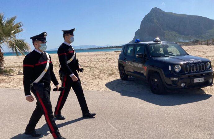 San Vito Lo Capo, uno straniero denunciato dai carabinieri per detenzione di stupefacenti