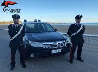 San Vito Lo Capo, un 24enne arrestato dai carabinieri