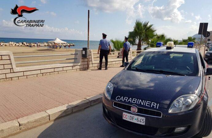 Evade dai domiciliari, un 25enne trapanese arrestato dai carabinieri