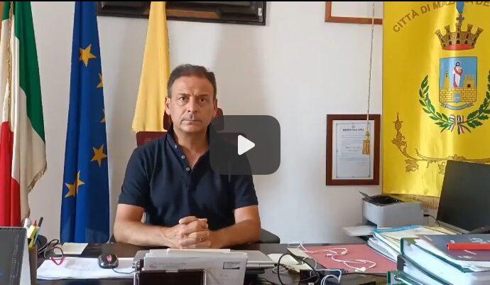 Video – Covid, il sindaco Quinci invita tutti a essere responsabili e a vaccinarsi