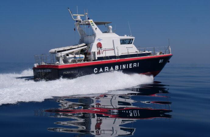 Marsala, i carabinieri recuperano due gommoni rubati a Levanzo