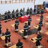 Trapani, il direttore regionale della Sicilia in visita al comando provinciale dei vigili del fuoco
