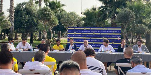 VIDEO – Calcio, il Mazara si presenta ai tifosi