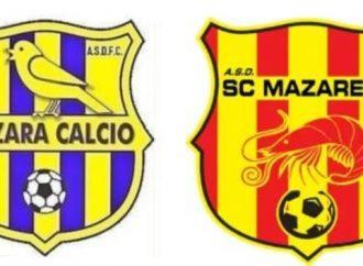 Calcio, il derby Mazarese-Mazara alla terza giornata