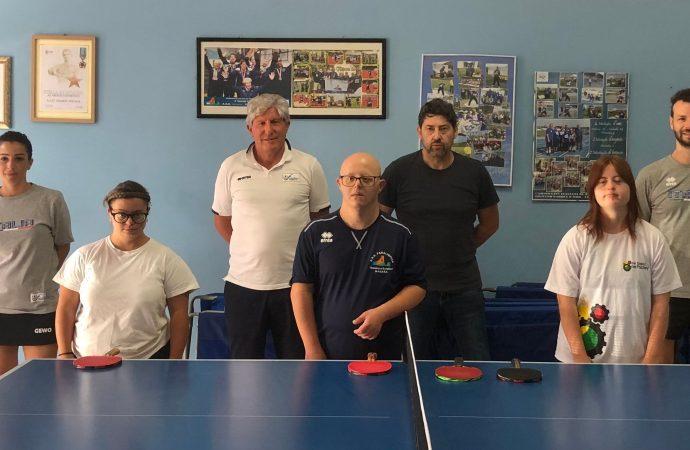 Mazara, raduno della nazionale di tennis tavolo Fisdir