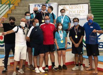 """Mazara, l'Asd Paralimpica """"Mimì Rodolico"""" si riconferma campione d'Italia di tennis tavolo"""