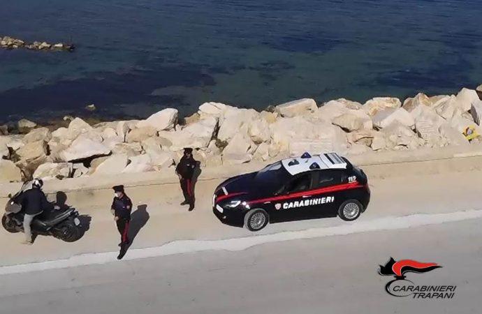 Contratti assicurativi online falsi, due denunce dei carabinieri di Valderice