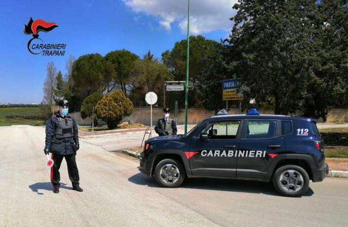 Partanna, un 25enne denunciato dai carabinieri per atti persecutori