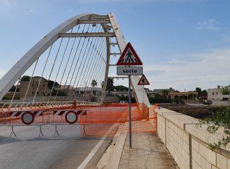 Ponte sul fiume Arena a Mazara, domani la consegna dei lavori di manutenzione straordinaria