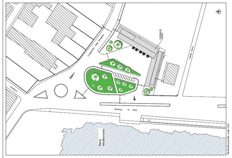 Mazara, approvato il progetto definitivo per un terminal bus nell'area del porto nuovo del lungomare Fata Morgana