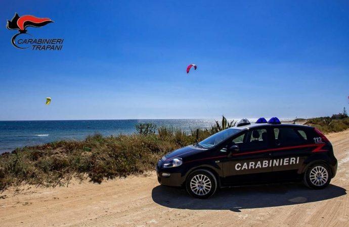Due persone arrestate dai carabinieri di Salemi e Campobello