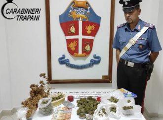 Mazara, i carabinieri arrestano un 45enne