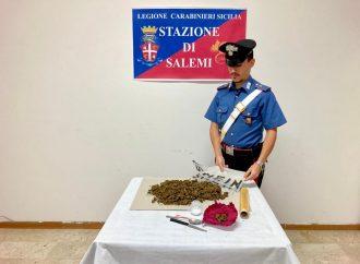 Salemi, i carabinieri arrestano un 35enne
