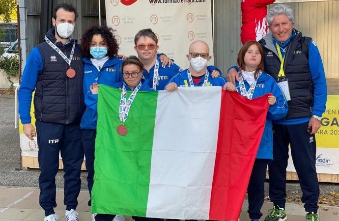 """Sport, medaglie di bronzo agli """"Euro Trigames"""" per i mazaresi dell'asd """"Mimì Rodolico"""""""