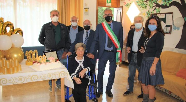 C'è una nuova centenaria a Marsala