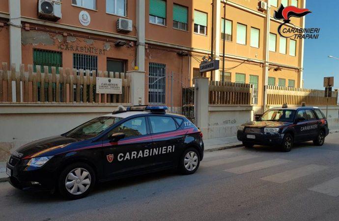 Trapani, un romeno arrestato dai carabinieri per maltrattamenti