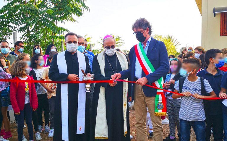 Nella parrocchia di Torretta Granitola nasce l'orto sociale